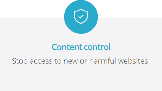 Qustodio Corp Content Control