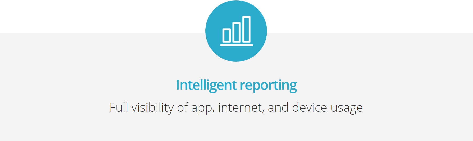 Qustodio Intelligent Reporting 2