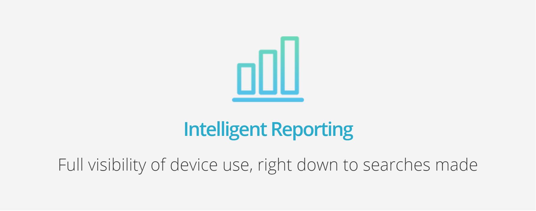 Qustodio Intelligent Reporting